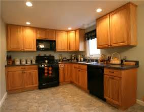 kitchen design oak home and decor reviews color ideas with cabinets island colors
