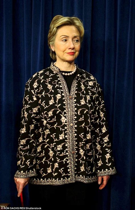 Chena Wings By Fa Fashion femail reveals clinton s 20 worst fashion faux pas