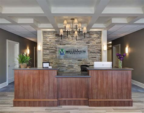 Front Desk Tips by New Millennium Chiropractic Office Design