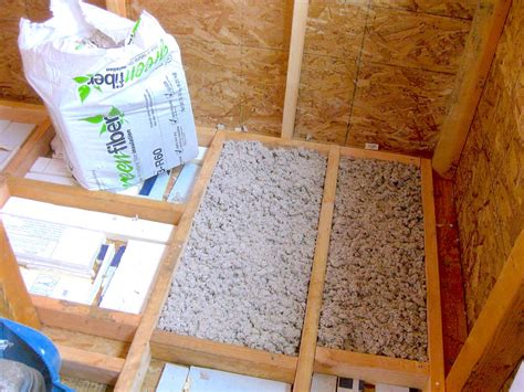 cellulose insulation increased pest garland