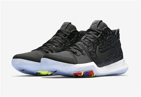 nike shoe releases nike kyrie 3 black release date sneaker bar detroit