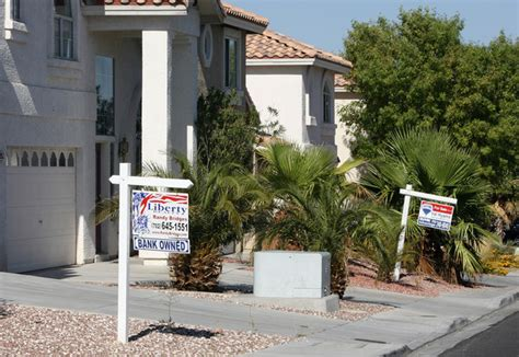 las vegas homes prices slide 28 percent for may sales 7 of