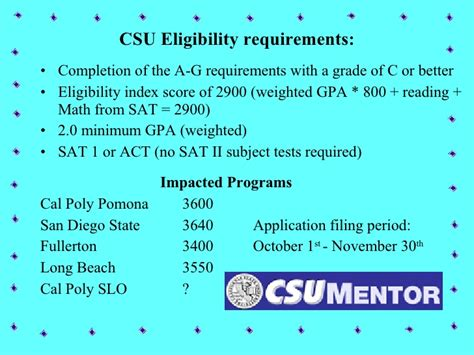 Cal State Fullerton Mba Gpa Requirements by Mission San Jose High School