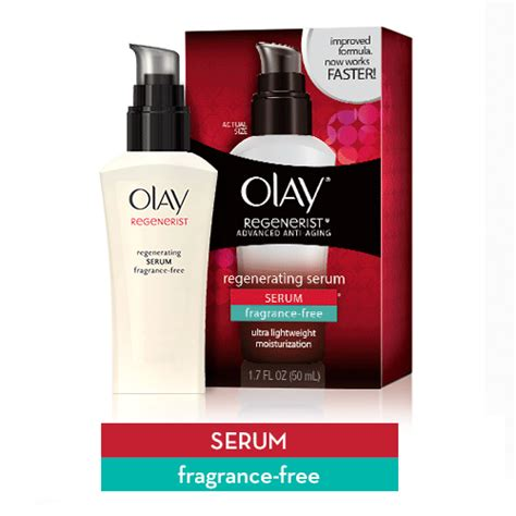 Olay Serum Anti Aging olay regenerist advanced anti aging regenerating serum moisturizer fragrance free 1