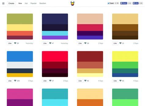 color hunt 改造 chrome 平淡分頁 color hunt 加入美麗調色盤配色建議