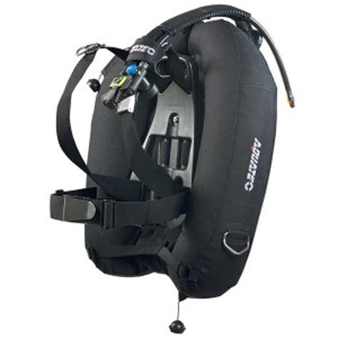 dive bcd aquatec tecdive back dive bcd buoyancy compensator scuba