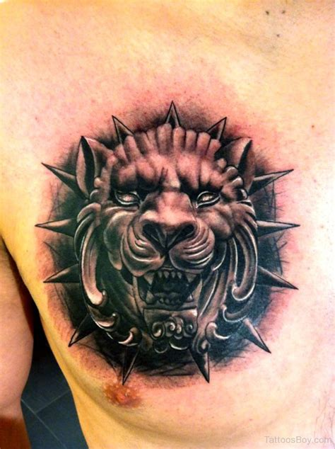 black lion tattoo tattoos designs pictures page 25