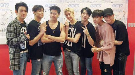 tato di punggung jackson got7 bertengkar di konser got7 video fans korea tiongkok ini