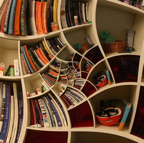 cool articles awesome bookshelves