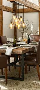 Rustic Dining Room Lighting 10 Ways To Create A Relaxed Look Dining Room Decoholic