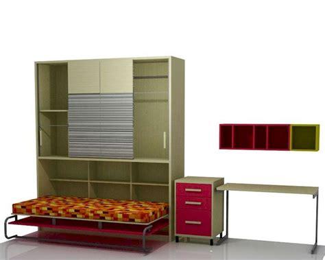 folding bedroom furniture bedroom set w horisontal folding bed 33jb51