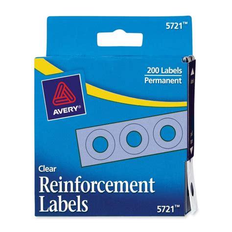 Reinforcement Stickers printer