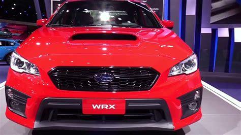 Subaru Wrx Price by 2018 Subaru Wrx Review And Price Noorcars