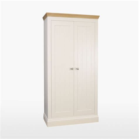 Narrow White Wardrobe Tch Coelo Narrow All Hanging Wardrobe Col815 Pc