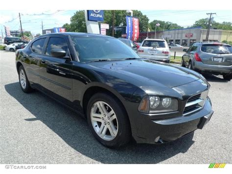 2007 dodge charger colors 2007 brilliant black pearl dodge charger sxt