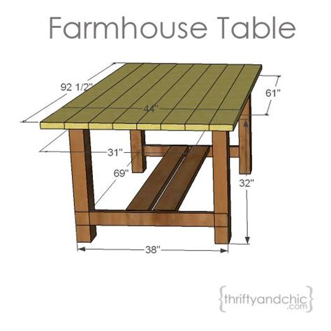 diy outdoor dining table plans woodworking projects plans