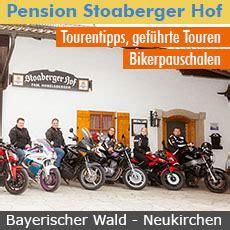 Motorradtouren Passau by Motorradtouren Bayerischer Wald Kurvenk 246 Nig