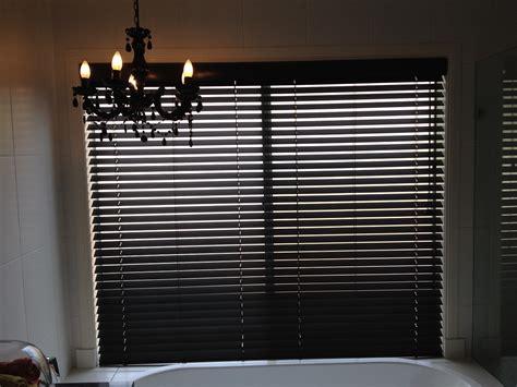 Black Venetian Blinds Timber Venetian Blinds Melbourne Curtains Blinds