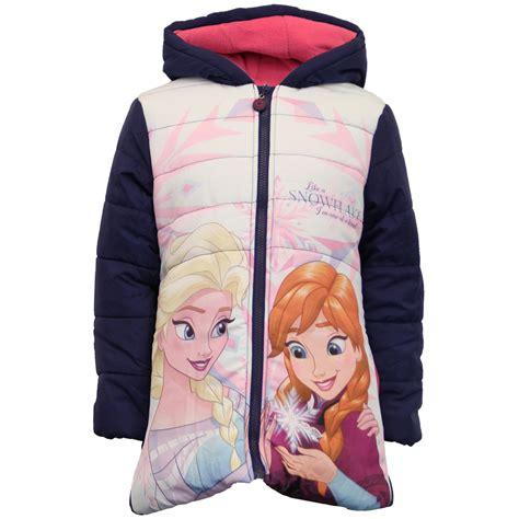 Jacket Elsa disney frozen jacket coat elsa padded