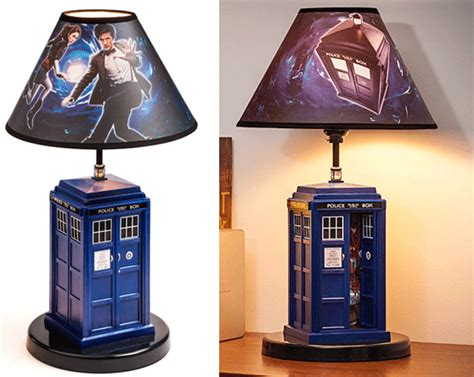 Doctor Who Thing Of The Day Tardis String Lights Night Doctor Who Lights
