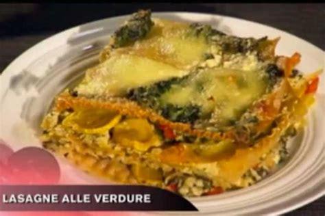 cucina con buddy ricette ricetta lasagne alle verdure cucina con buddy ricettemania