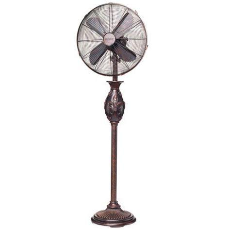 decorative oscillating floor fan bellacor