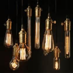 led solar light string edison tungsten filament retro e27 light bulb globe 110v