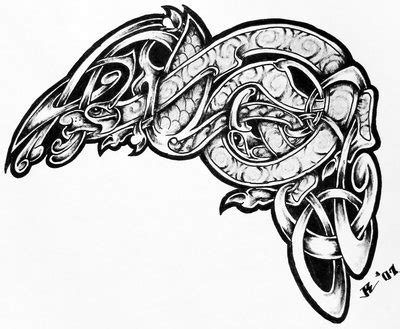 celtic animal tattoos designs celtic animal by roblfc1892 on deviantart