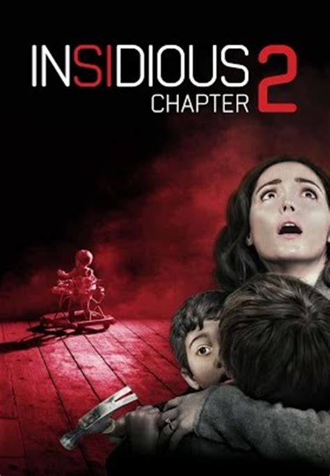 insidious movie details cover art