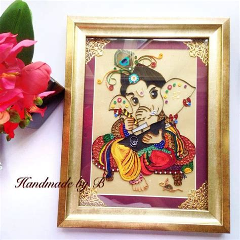 quilling ganesha tutorial 17 best images about ideas for quilled lord ganesha on