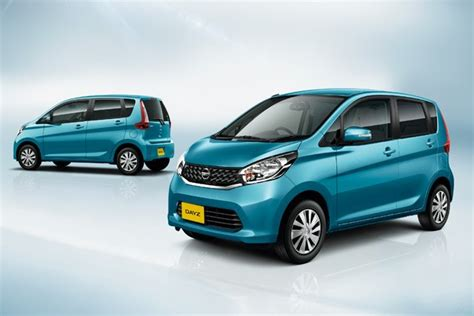 mitsubishi ek wagon 2011 日産と三菱 共同開発による軽自動車の第1弾 日産 デイズ 三菱 ekワゴン を発売 autoblog 日本版