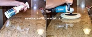 polishing granite countertop how to granite countertops