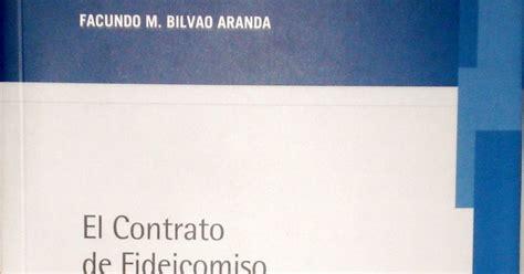 estudio bilvao aranda estudio bilvao aranda el contrato de fideicomiso