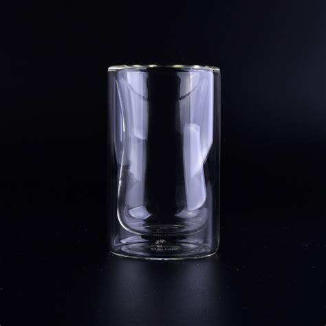 borosilicate glass borosilicate wall glass tea cup glass