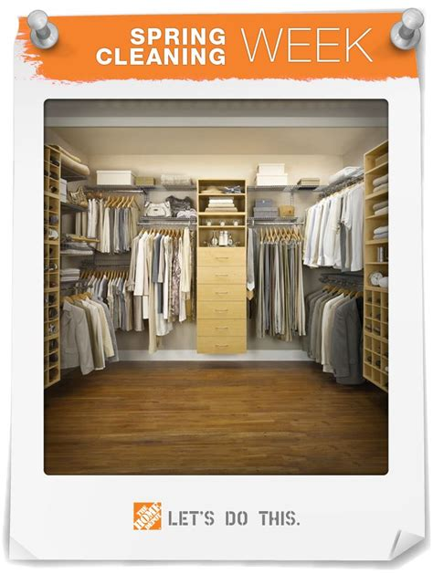 Complete Closet Systems Cleaning Week Design A Complete Closet