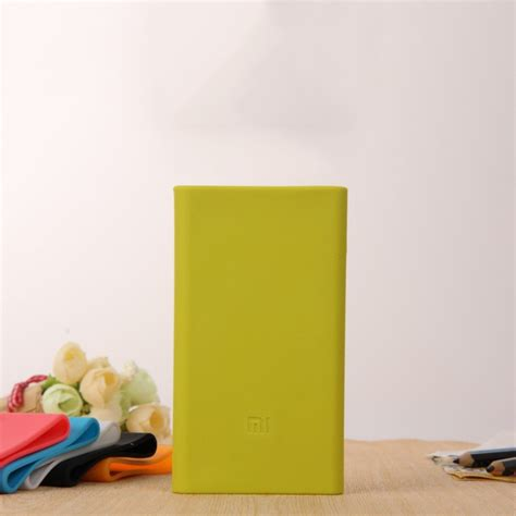 Pengiriman Cepat Cover Silikon Xiaomi Power Bank 5000mah White Cuci silicon cover for xiaomi power bank 5000 mah green jakartanotebook