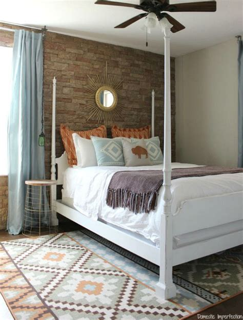 southwestern bedroom ideas southwestern guest room reveal domestic imperfection