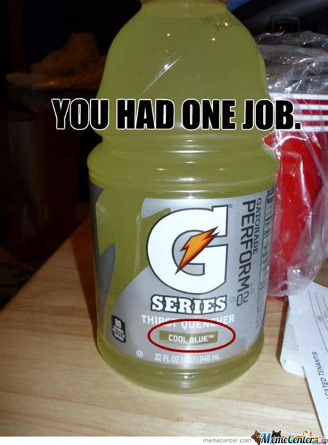 Gatorade Meme - gatorade memes best collection of funny gatorade pictures