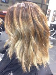 light brown base with balayage highlights yelp