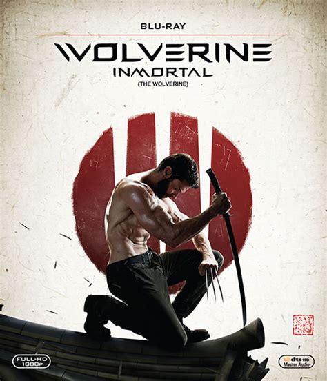 imagenes de wolverine el inmortal portada y caracter 237 sticas del blu ray de wolverine