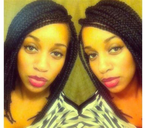 black women short bob braids braided bob hairstyles for black women 2016 hairstyles