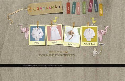 children s clothing websites website design some of the most uniquely designed e