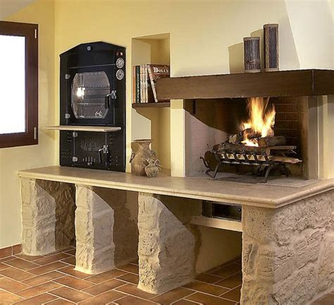 forni a legna da incasso per interni 17 best images about wood oven on ovens wood