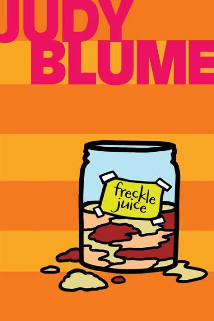 freckle juice book report freckle juice by judy blume debbie ridpath ohi