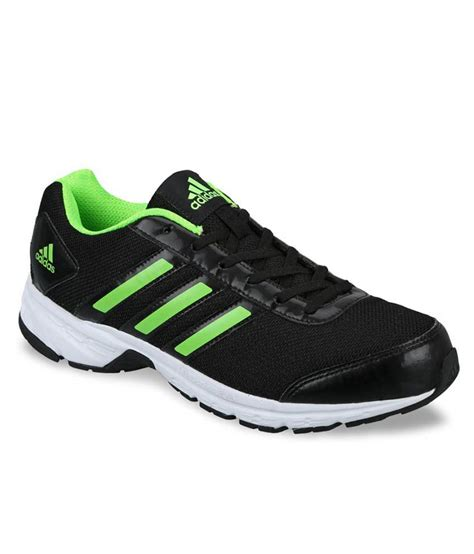 green sports shoes adidas black green sports shoes price in india buy