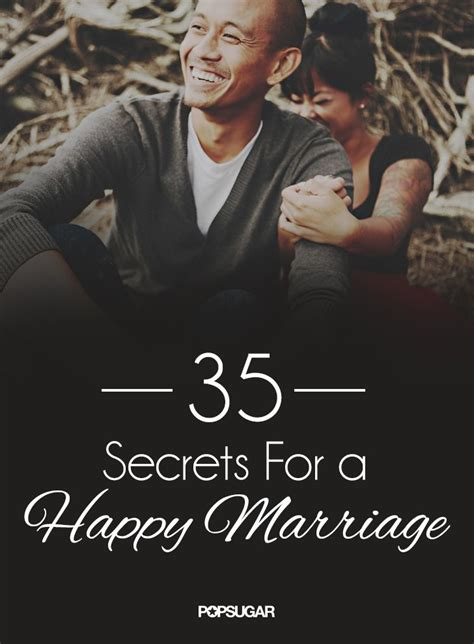 Secret For Happy Relationship by 35 Secrets To Marriage Success Happy Do What And