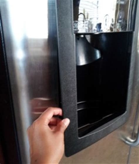 diy fix  refrigerator water dispenser making  sweet