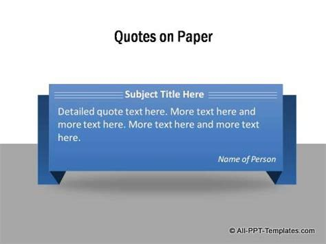 powerpoint templates for quotes quotes powerpoint presentations quotesgram
