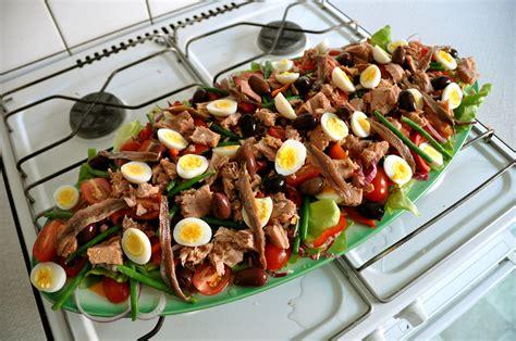cuisine nicoise salade ni 231 oise