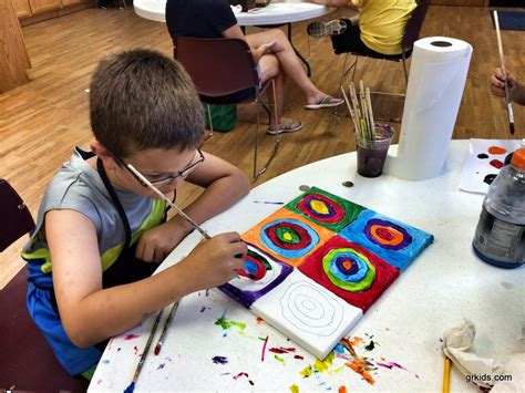 projects for hearts for the arts in grand rapids